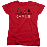 Womens: American Horror Story- Coven Parade T-shirts