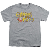 Youth: Gilligans Island- Show Logo T-shirts