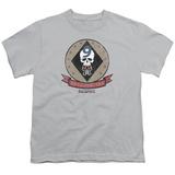 Youth: Battlestar Galactica- Headhunters Badge T-shirts