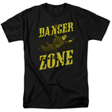 Archer- Flying In The Danger Zone T-shirts