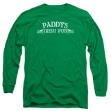 Long Sleeve: Its Always Sunny In Philadelphia- Paddys Logo Long Sleeves