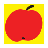 Apple Prints by Philip Sheffield
