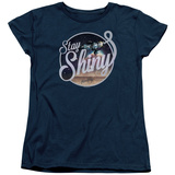 Womens: Firefly- Stay Shiny T-shirts