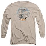 Long Sleeve: Chips- Ponch & John Patch Shirts