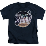 Juvenile: Firefly- Stay Shiny T-shirts