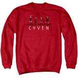 Crewneck Sweatshirt: American Horror Story- Coven Parade Shirts