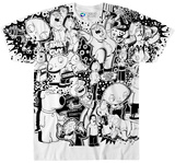 Family Guy- Family Guy Group T-Shirt