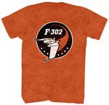 Stargate- F-302 Emblem T-shirts
