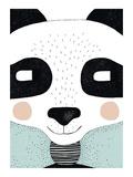 Big Panda Posters por Seventy Tree