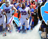 Marcell Dareus 2015 Action Photo