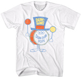 Dum Dums- Drum Man Mascot T-shirts