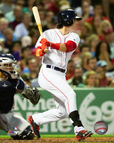 Andrew Benintendi 2016 Action Photo