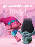 Trolls- Hug Plakater