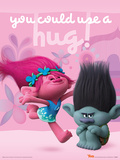 Trolls- Hug Reprodukcje