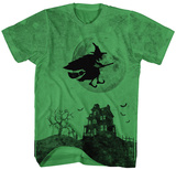 Witch's Flight T-shirts
