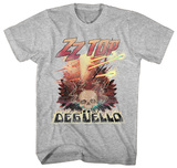 ZZ Top- Deguello Shirts