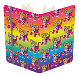 Forrest Rainbow Notebook by Lisa Frank