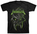 Metallica- Skull Artwork T-skjorter