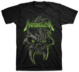 Metallica- Skull Artwork Koszulki
