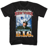 Notorious Big- King Of New York Shirts