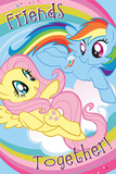 My Little Pony- Friends Together Plakater