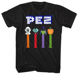 Pez- Halloween T-Shirts