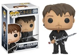 Once Upon a Time - Hook w/Excalibur POP Figure Legetøj