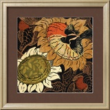 Sunflower Series 14 Prints by Ouida Touchon