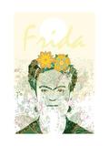 Frida Prints by Teofilo Olivieri