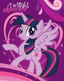 My Little Pony- Twilight Sparkle Póster