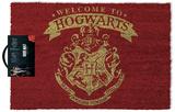 Harry Potter - Welcome To Hogwarts Door Mat Novinky (Novelty)