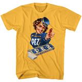 Pez- Vintage Pez Girl T-shirts