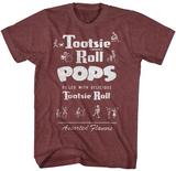Tootsie Roll- Vintage Tootsie T-shirts