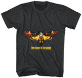 Silence Of The Lambs- Moth T-shirts