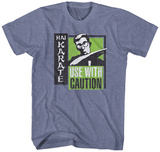 Hai Karate- Green Chop T-shirts
