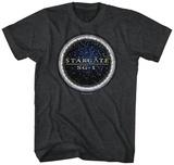 Stargate- SG1 Cosmic Portal T-shirts