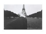 Eiffel Tower A Print van Ai Weiwei