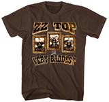 ZZ Top- The Very Baddest T-Shirt