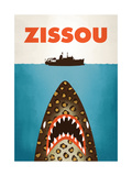 Zissou Posters by Chris Wharton