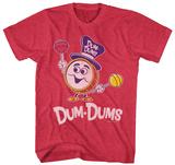 Dum Dums- Drumman T-shirts