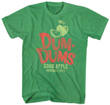 Dum Dums- Sour Apple Shirts