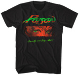 Poison- Open Up And Say Ahh Shirts