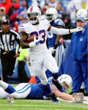 Aaron Williams 2015 Action Photo