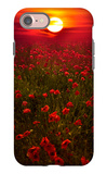 Warm Sunset iPhone 7 Case by Marco Carmassi