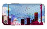 Johannesburg City Skyline iPhone 7 Case by  NaxArt