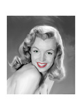Young Marilyn Premium Giclee Print by Jerry Michaels