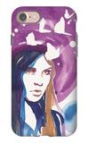 Yvette iPhone 7 Case by Megan Swartz