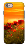 Spring Field iPhone 7 Case by Marco Carmassi