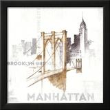 Brooklyn Bridge Prints by Avery Tillmon