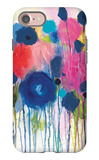 Memory of Flowers iPhone 7 Case by Carrie Schmitt
